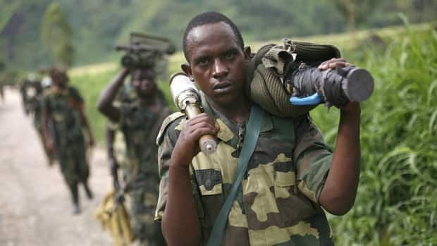 M23 rebels withdraw from the Masisi and Sake areas in the eastern Congo town of Sake, about 27 kilometres west of Goma.