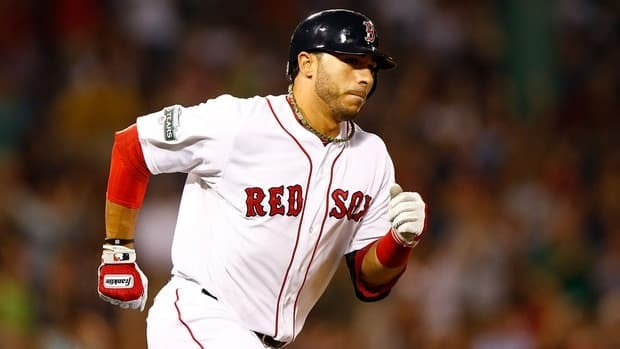 Mike Aviles spent last season as Boston's primary shortstop, batting .250 with 13 homers and 60 RBIs in 136 games.