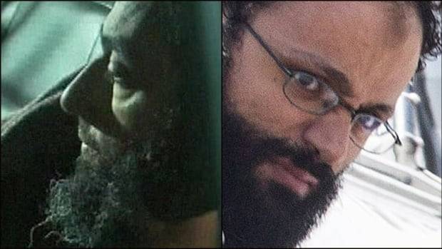 Raed Jaser, left, and Chiheb Esseghaier were found guilty in 2015 on a total of eight terror-related charges between them. In a new book, Tamer Elnoury reveals how gaining the confidence of the would-be rail saboteurs led to knowledge of an apparent al-Qaeda sleeper terrorist in the United States.