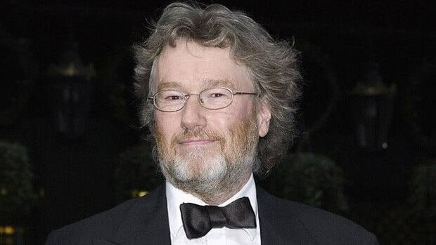 Noted Scottish author Iain Banks, seen in 2004, revealed on Wednesday that he has been diagnosed with late-stage gall bladder cancer and has just months to live.