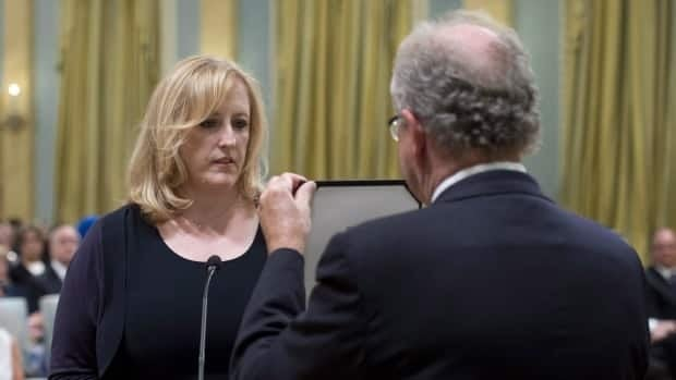The federal ethics commissioner is currently looking at Lisa Raitt's new duties as transport minister, after she contacted Mary Dawson's office on Monday morning prior to the prime minister's cabinet shuffle.