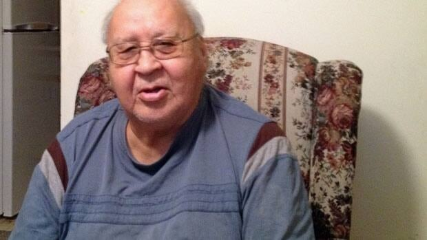 """Ojibway Elder Ron Morrisseau says talking about his experiences at residential school helps  him feel better. """"It is like opening the door, the wider you open it, the more light comes in."""""""