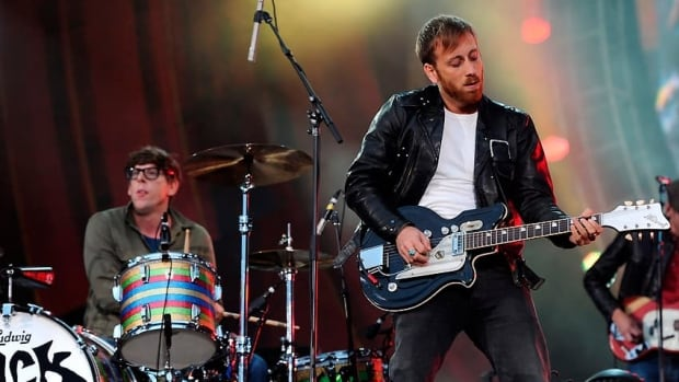 The Black Keys, consisting of Patrick Carney (left) and Dan Auerbach, are a two-piece band that has taken their raw rock and roll and brought it to the mainstream.