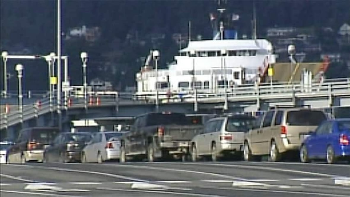 High Winds Cancel Several Bc Ferries Sailings British Columbia Cbc News