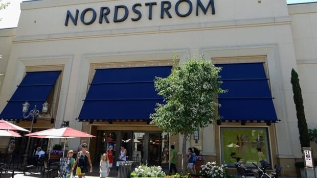 Nordstrom is one of the two American retail chains about to fight for a piece of the lucrative Calgary retail market with a new store scheduled to open over the next month.