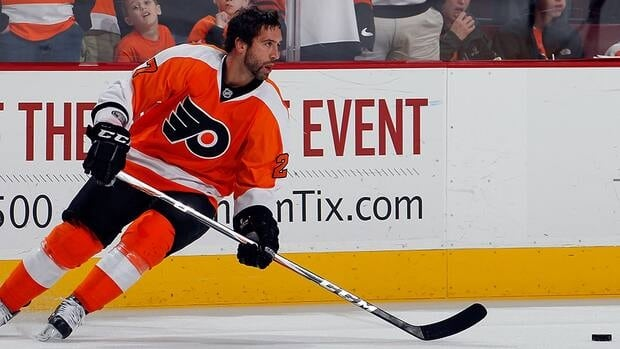 Max Talbot of the Flyers has been busy during the NHL lockout but has now decided to return to Philadelphia to train with teammates in the hopes of an upcoming season.