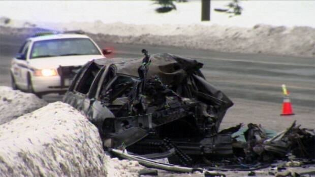 The body of the 54-year-old limousine driver was not removed from the burned wreckage until the day following the Jan. 28 collision.