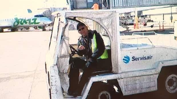 Bobby Horne, 58, worked on the ramps, loading cargo onto planes at the airport.