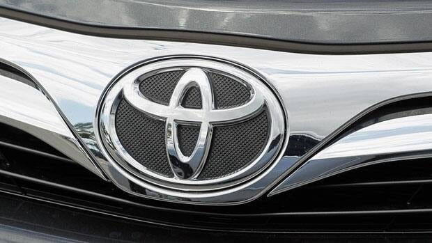 Toyota says grew in Japan, Europe and Africa, but not in North America.