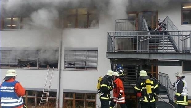 The cause of the fire in Titisee-Neustadt remains unknown.
