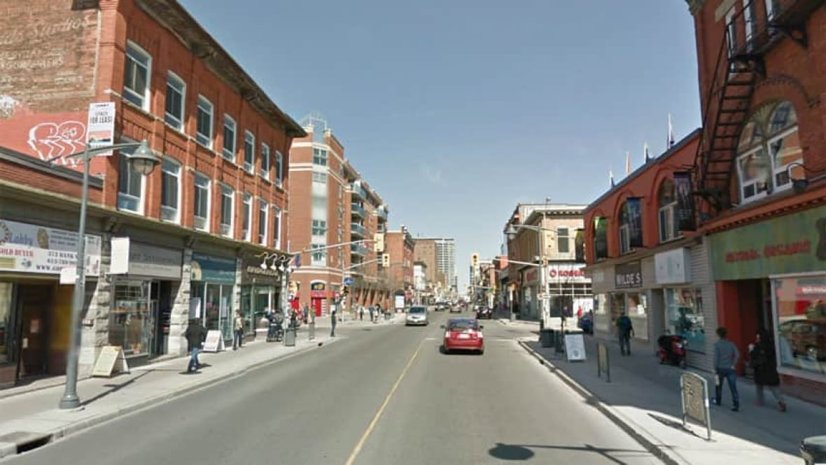 bank street bia in midst of rebranding campaign ottawa cbc news. Black Bedroom Furniture Sets. Home Design Ideas