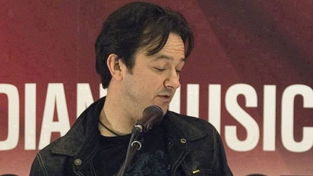 Nova Scotia's Jimmy Rankin has been nominated for eight ECMA nominations. (Andrew Vaughan/Canadian Press)