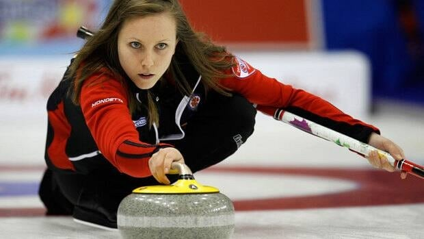 Ontario skip Rachel Homan have a supportive local crowd on her side when the Scotties Tournament of Hearts begins at the K-Rock Centre