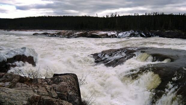 Muskrat Falls is the site of the proposed Lower Churchill Hydro Project.