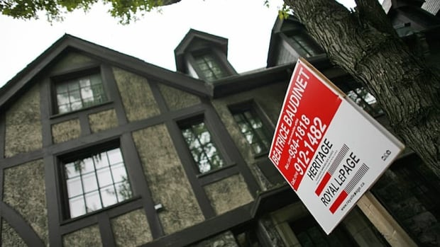 A slowdown in the housing market would cause Canada to no longer outperform other developed economies.