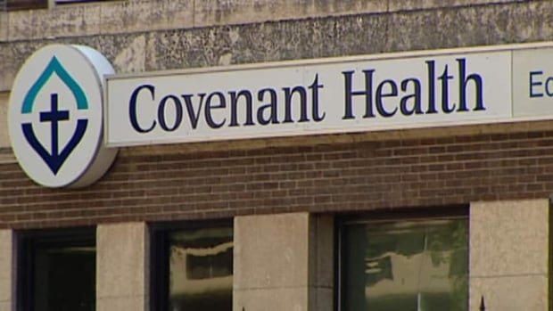 Covenant Health said Sunday that a briefcase containing private patient information as well as job applications was stolen from an employee's vehicle in December.