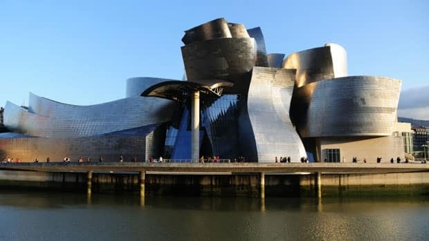 Frank Gehry's Guggenheim Museum draws an estimated 10 million visitors to Bilbao every year.