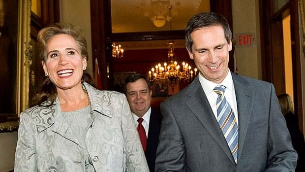 Sandra Pupatello is looking to replace Dalton McGuinty as Liberal leader.