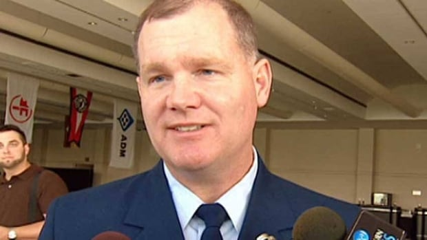U.S. Coast Guard Capt. Stephen Torpey said a new joint effort will see RCMP and the U.S. Coast Guard patrol the Detroit River together.