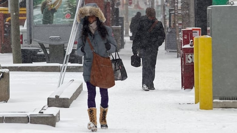 5 Tips For Keeping Warm During A Canadian Winter Cbc News