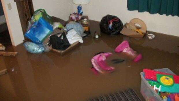 Homes on Matador Drive in Lower Sackville often flood following a melt or rain event, forcing storm water and sewage into people's basements.