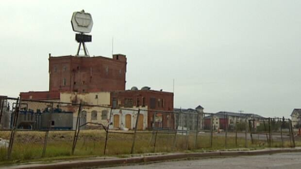 The Molson Brewery site has been vacant since the company closed its Edmonton operations in 2007.
