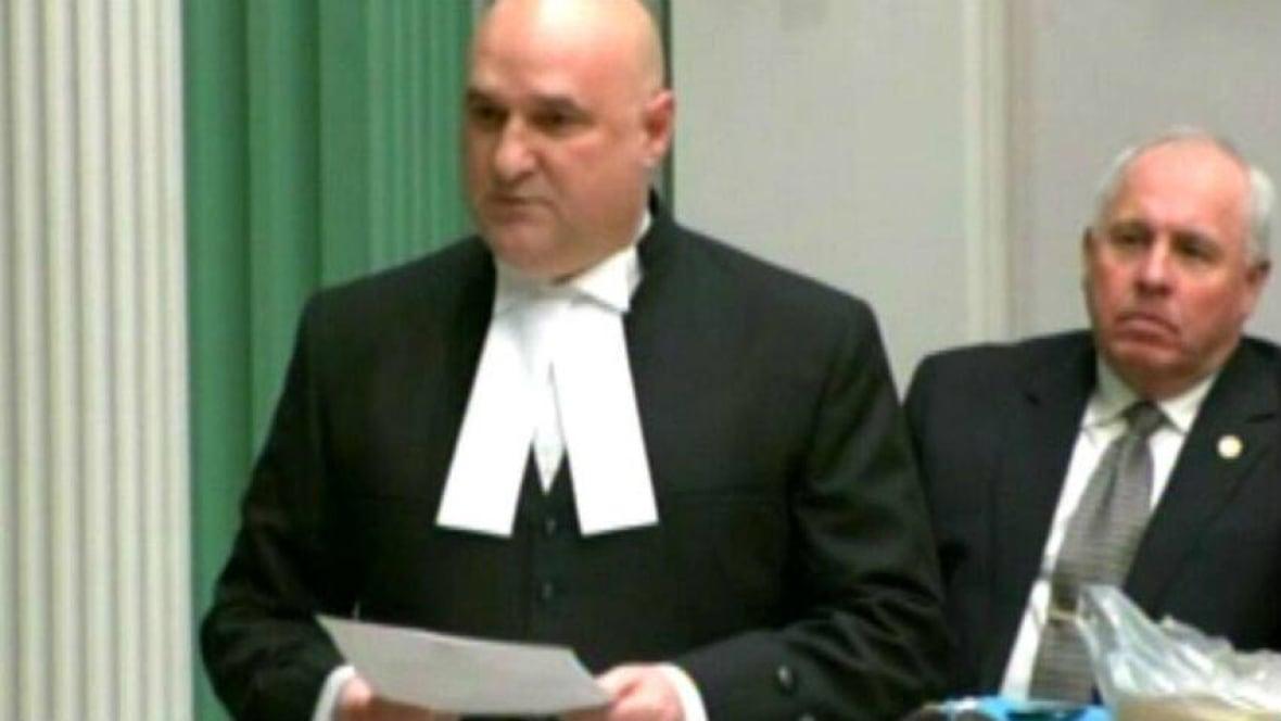 Wade Verge Wade Verge chosen new Speaker of House of Assembly Newfoundland