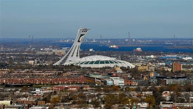 Montreal's Olympic Stadium roof has been plagued with problems ever since it was constructed.