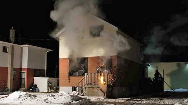 Investigators say arson was the cause of a fire last week at a Machar Avenue home in Thunder Bay.