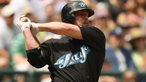 Fredericton's Matt Stairs is one of a handful of Canadians to play for the Expos and Blue Jays.