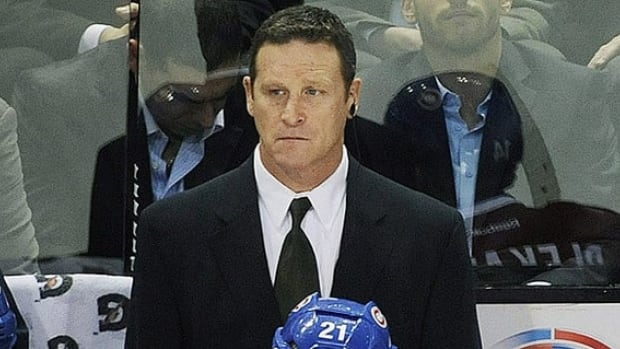 Randy Cunneyworth took over as the Montreal Canadiens' interim head coach mid-season when the team axed Jacques Martin.
