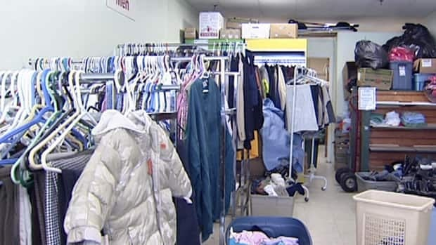 The Single Parents' Association is worried it will not be able to find enough affordable space to offer such services as its clothing bank.