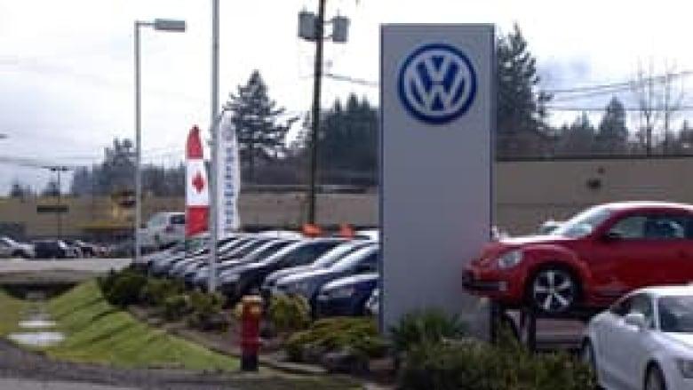 Volkswagen recalling 126,000 vehicles in Canada, 442,000 in U S
