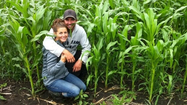 Mark and Deanna Muchka run the Calgary Corn Maze and Fun Farm, which sits just outside of Calgary to the southeast.
