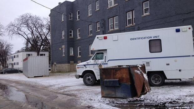 Winnipeg police are investigating the city's 27th homicide of the 2012.