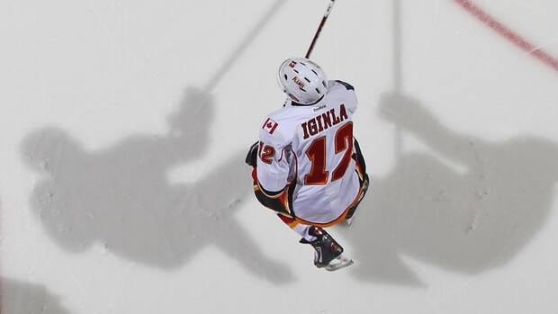 Captain and fan favourite Jarome Iginla has spent all 16 NHL seasons of his career with Calgary.
