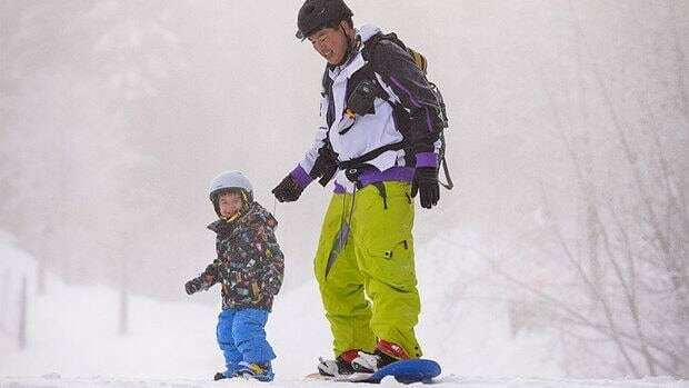 Most ski resorts in B.C. are offering half-price lift tickets for children on Family Day.