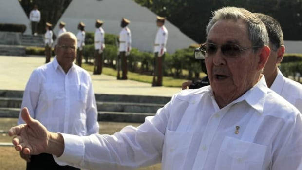 Cuba's President Raul Castro received another five-year term on Sunday.