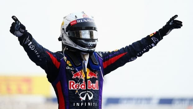 With his 28th career victory and second of the year, Sebastian Vettel looks like he might just be able defend his drivers title.