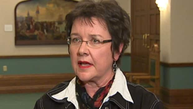 NDP MHA Gerry Rogers says she was added without her knowledge to a Facebook group opposing the premier.
