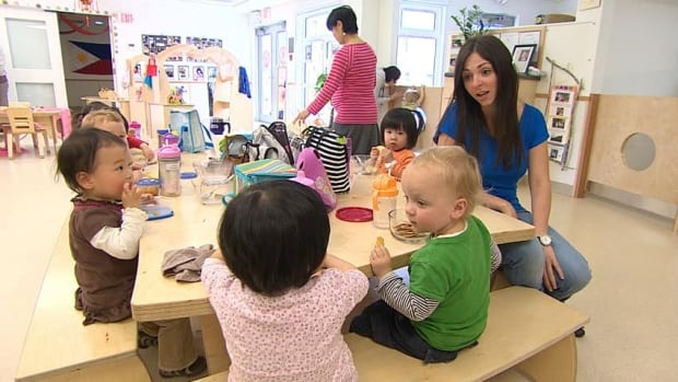 Waterside Child Development Centre in Vancouver's downtown east side will be shutting down because the centre has been running a deficit.