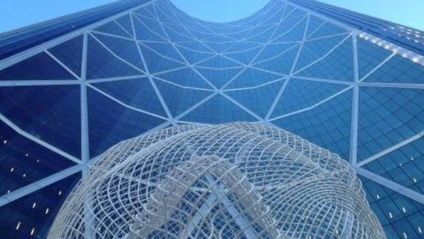 The owners of the Bow building, and iconic highrise in downtown Calgary, say they were forced to repair several issues that cropped up since it opened in 2012.