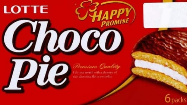 The Canadian Food Inspection Agency issued an allergy alert for Lotte brand's Choco Pie after discovering there may be undeclared almonds in the product.