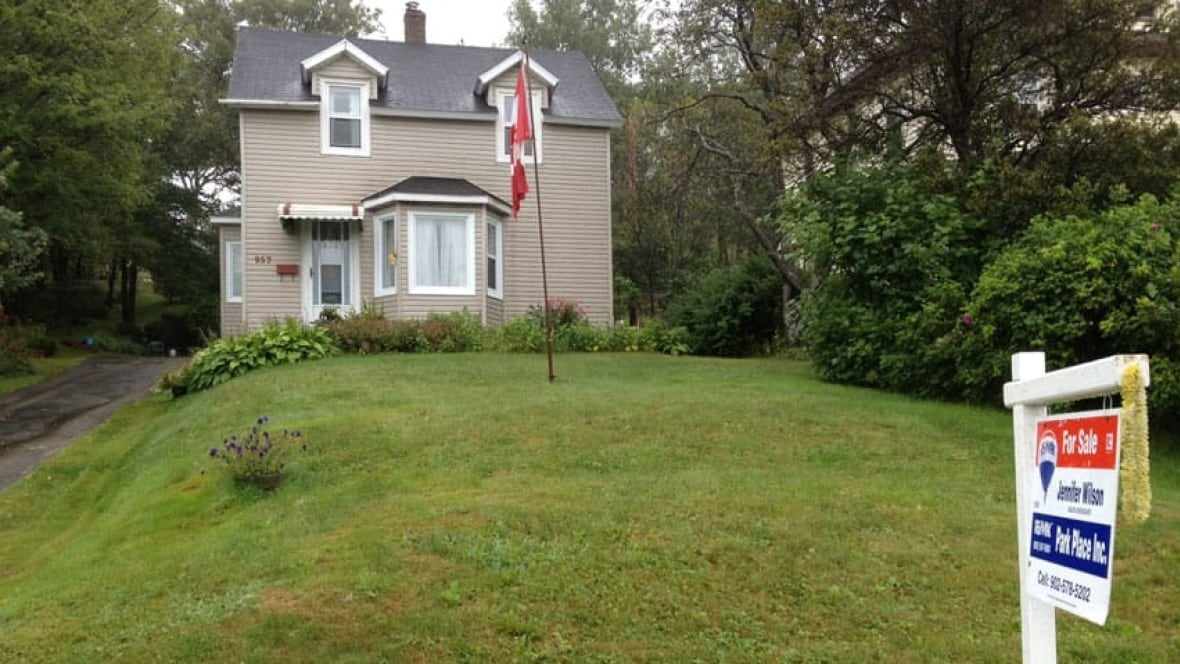 Homes Lingering On The Cape Breton Market Nova Scotia