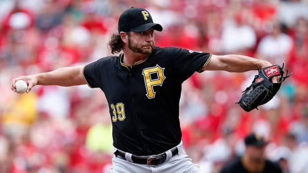 Pittsburgh Pirates all-star closer Jason Grilli pitches in the ninth inning against the Cincinnati Reds last weekend. Grilli later left the game with what would be determined as a forearm strain and has now been placed on the disabled list.