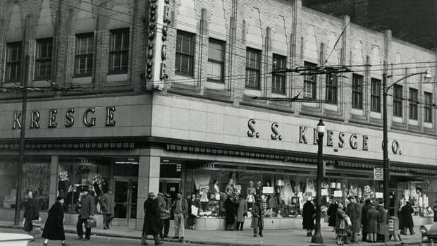 Paul wilson a sign past its time farewell five and dime Five and dime stores history