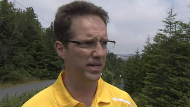 Jim Locke, deputy mayor of Mount Pearl, says the City Days celebrations give the community a larger sense of community.