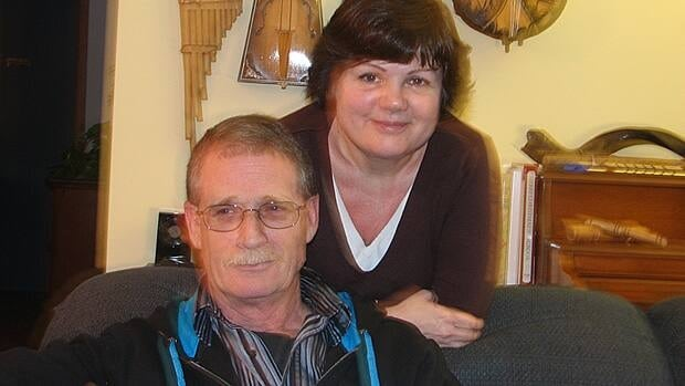 Steve Brown, pictured with his wife Helen, became extremely ill after eating listeria-tainted luncheon meat in 2008. He is still feeling the effects of that illness.