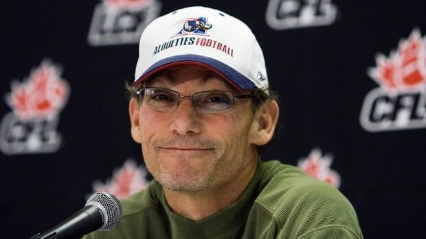Montreal's Marc Trestman is on a shortlist to be the Chicago Bears new head coach.