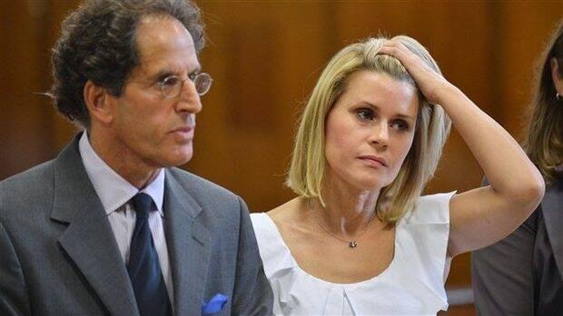 Geneviève Sabourin, the woman accused of stalking Hollywood star Alec Baldwin, is back in custody.